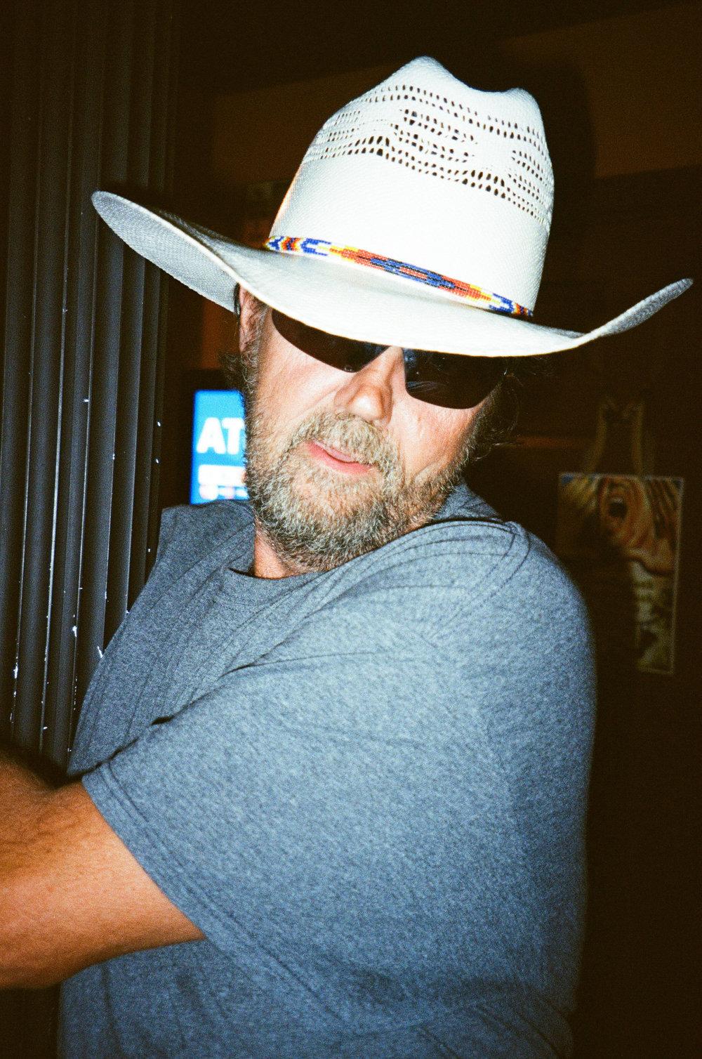 Cowboy Stranger