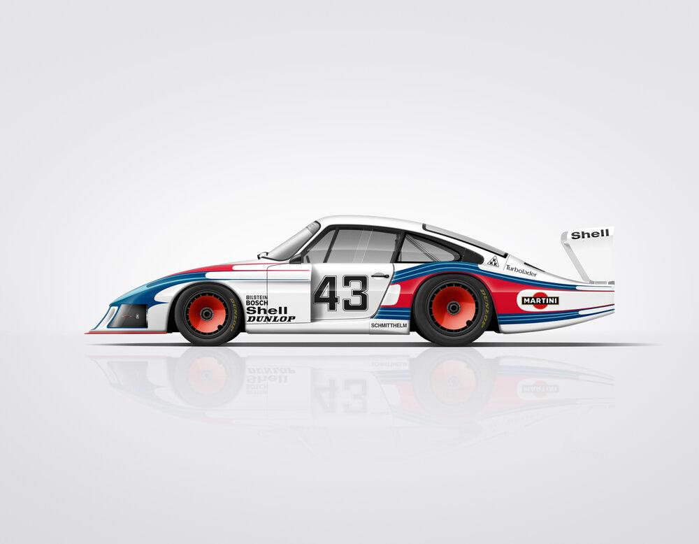 Porsche 935 Martini '78