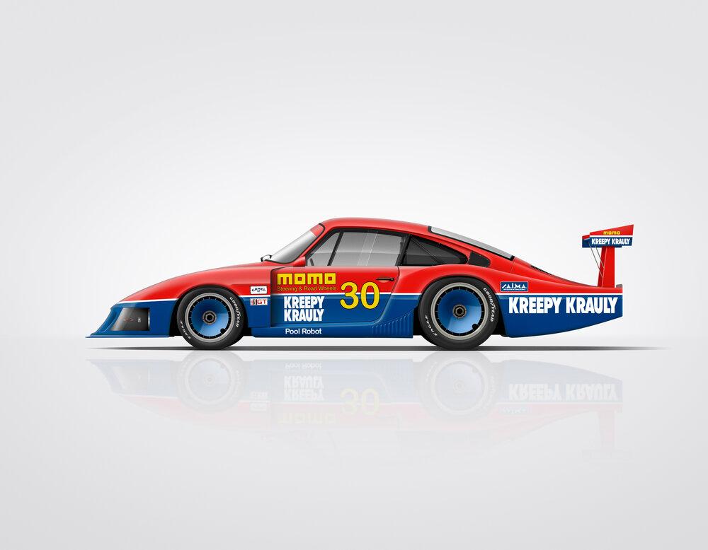 Porsche 935 Momo '78
