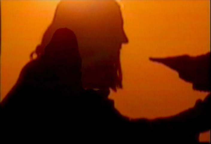 still from short film  VOYAGE  (1997)