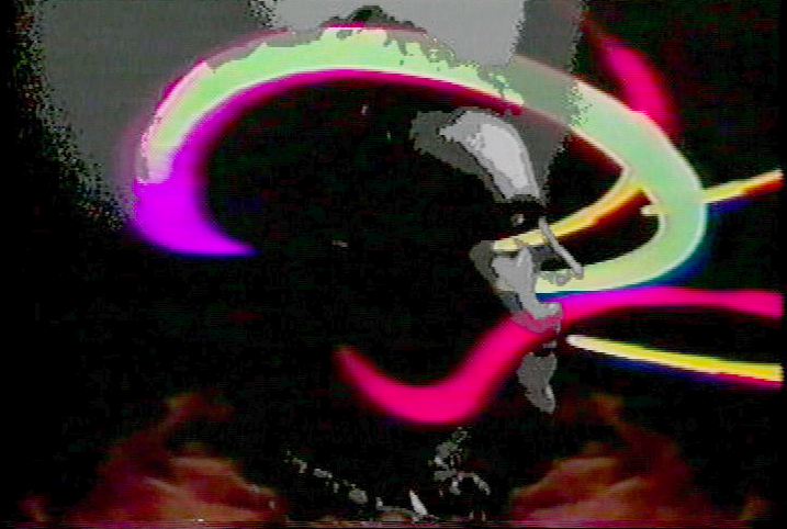 still from short film  ZOOM  (1998)