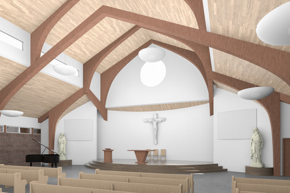 Exploring clerestory and beam options