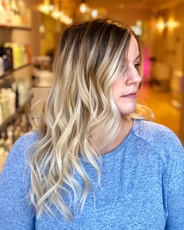 Hair by Nina #livedinhair #livedincolour #hamont