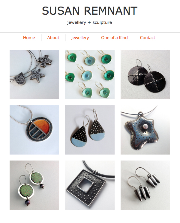 Susan Remnant Jewellery