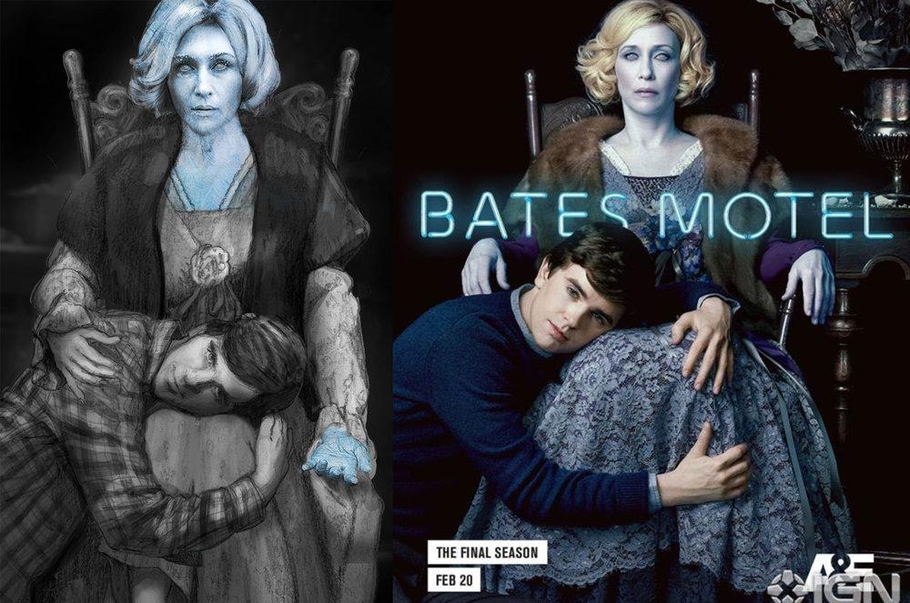 "A&E's ""Bate's Motel"""