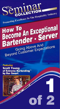 How To Become An Exceptional Bartender
