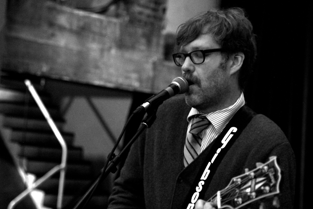 John Roderick of the Long Winters