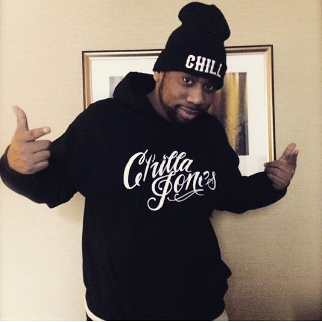 #HappyBirthday to the #Kingpen @chillajones #2019 #AndNew