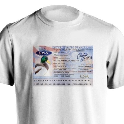 #DuckTee ChillaJones.com #ChillaJonesVsHeadIce