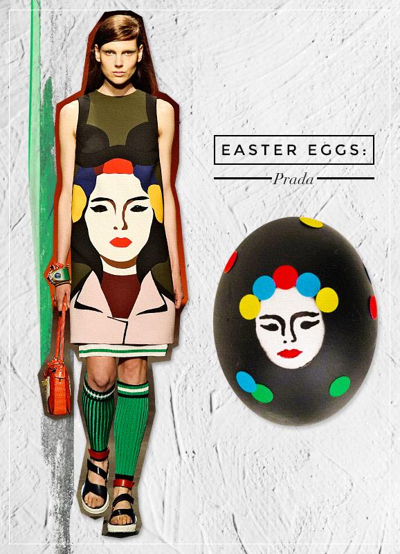 prada easter eggs