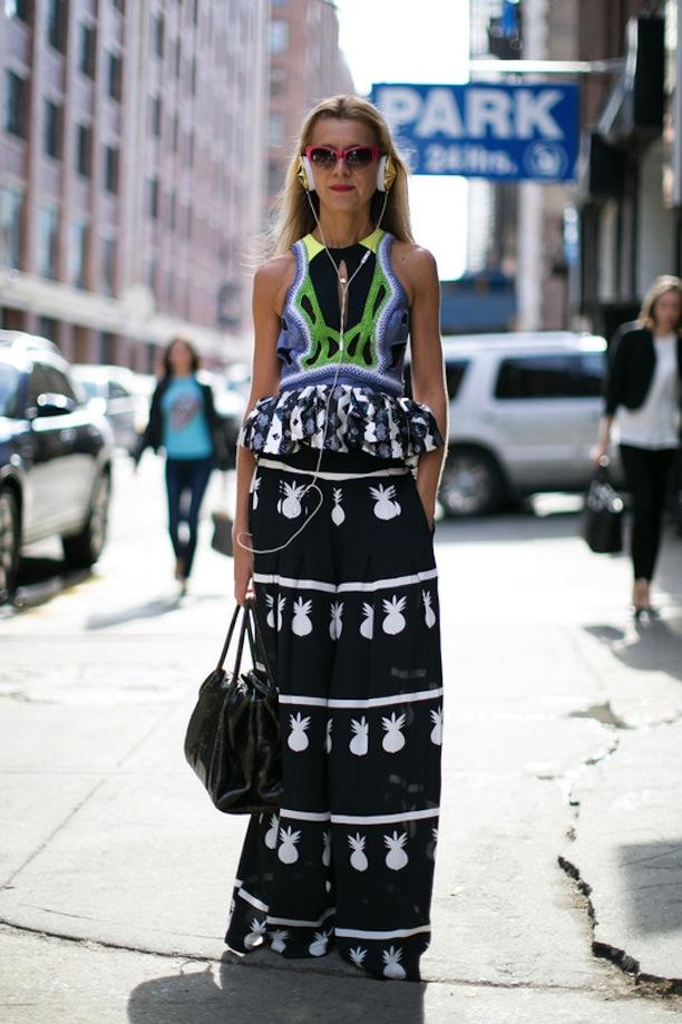 4 Pineapple Print Street Style Looks We Love Natalie Joos 4.jpg