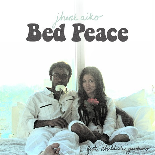 jhene aiko bed peace