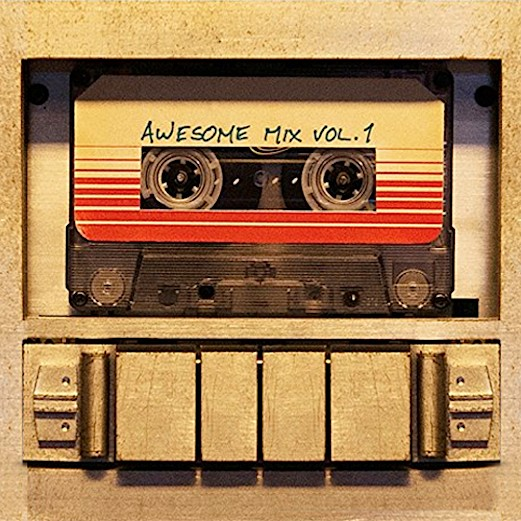 awesome mix guardians of the galaxy soundtrack