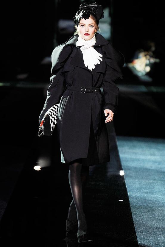 Dolce and Gabbana Fall 2009 RTW