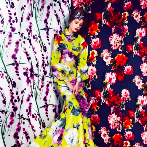 Spring's Trusty Go-To: FLORALS