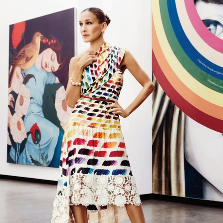 That Chanel Dress Tho
