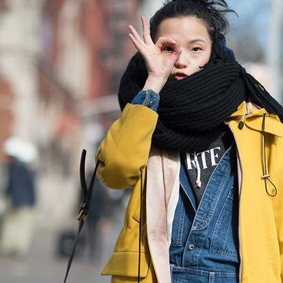 Winter Inspiration: NYFW Street Style