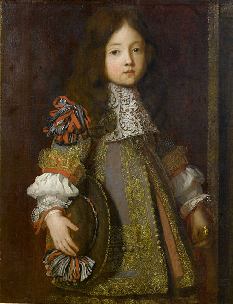 passementerie %22portrait of a young boy%22 by the studio of henri gascar 1680-90.jpg