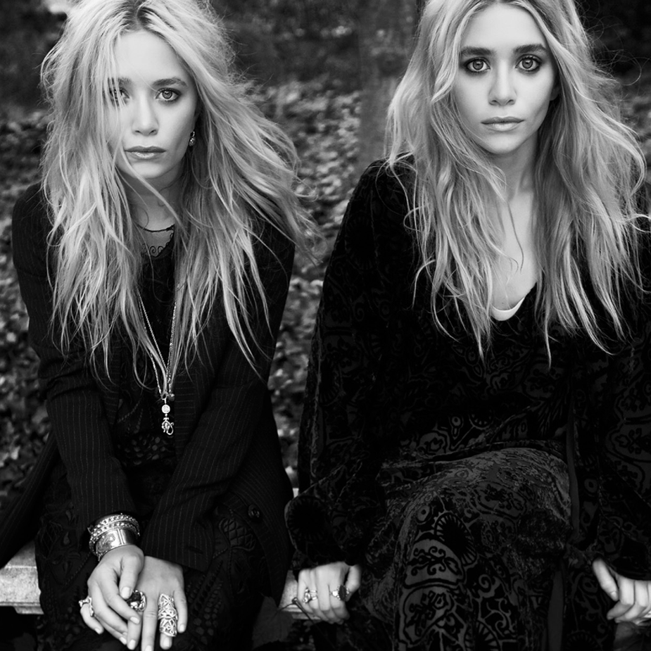 The Olsens and their f*ck it flats