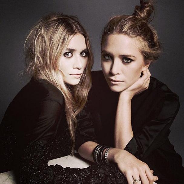 The Olsen Twins & Their F*ck It Flats