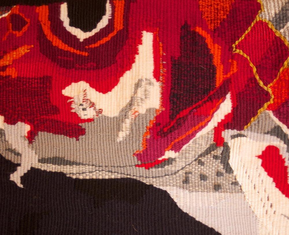 Manuela Cocchis - fiber arts