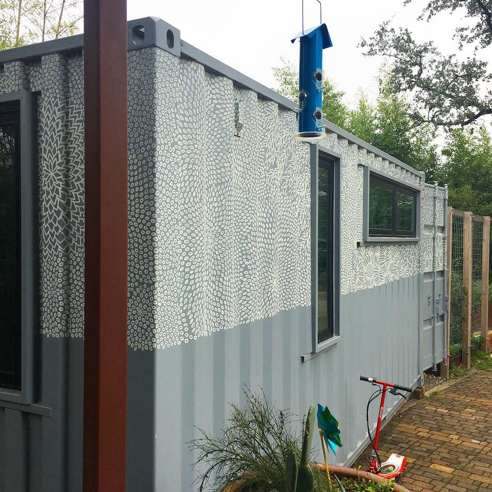 Shelter Shipping Container Tiny Home