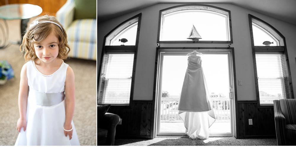 Outer Banks Wedding Dress