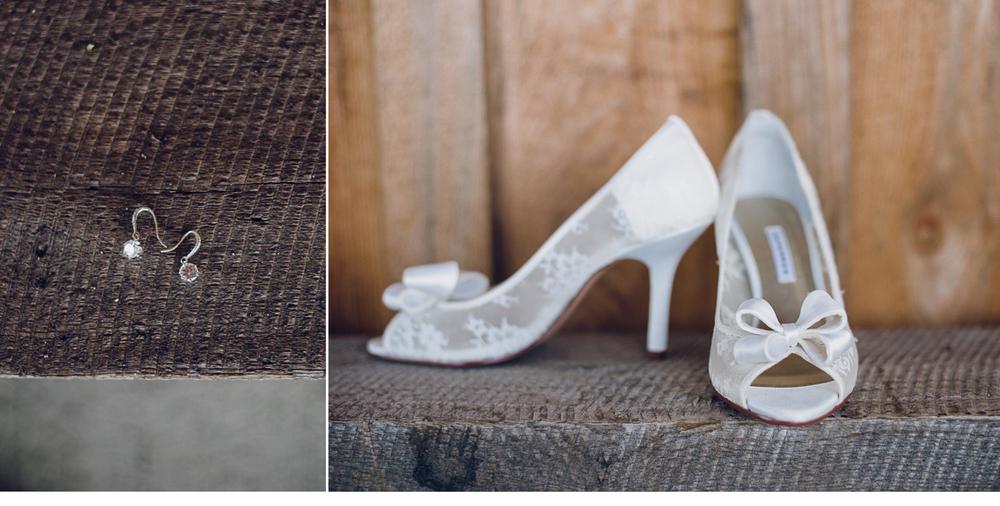 Bride Heels