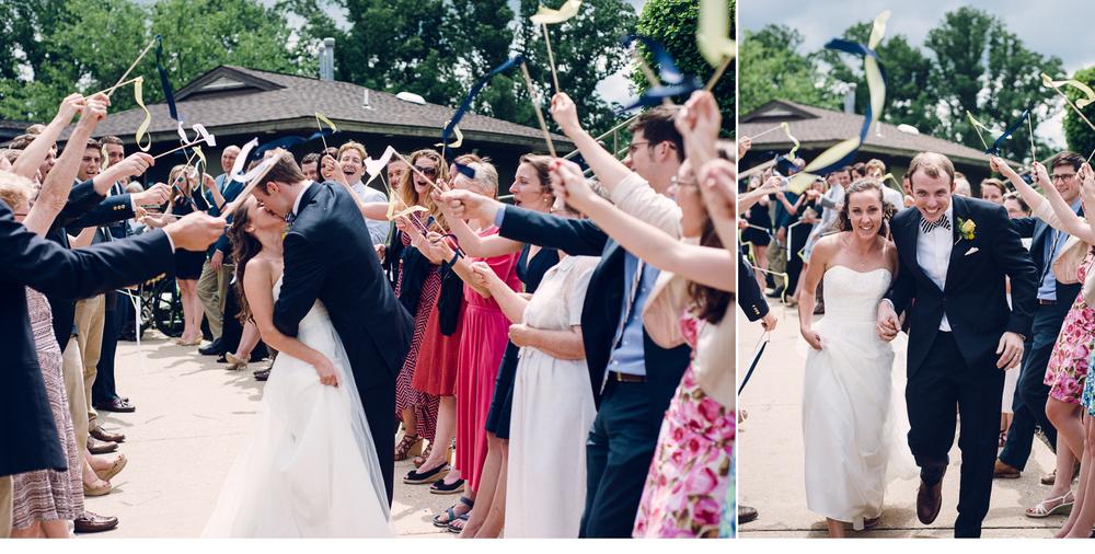Wedding Send-off
