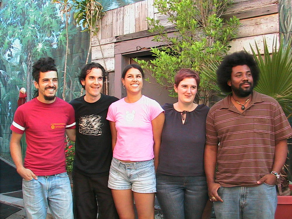 Grecco Buratto/Mario Calire/Jessica Callahan/Lynn Earls/Shawn Davis