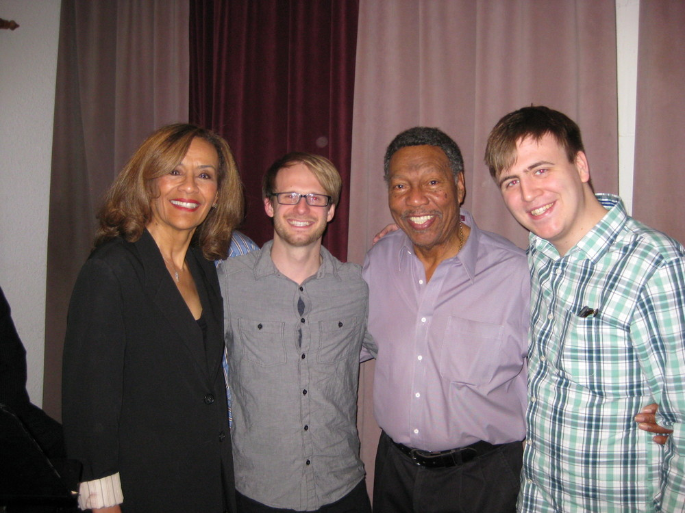 Marilyn McCoo/ Jeff Stone/ Billy Davis Jr./  Ben Soldate
