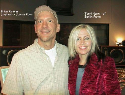 Brian Reeves/ Terri Nunn