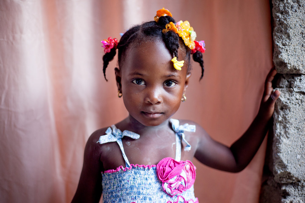 One in ten kids in Haiti live in an orphanage, and 80% of those children have living family members.