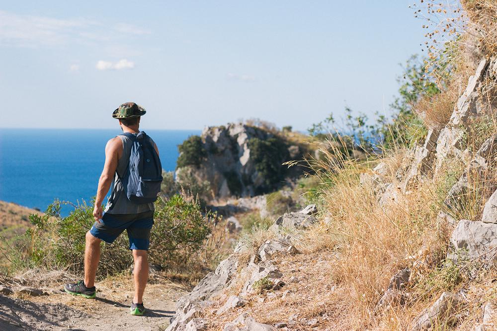 Hike to Baia di Ieranto