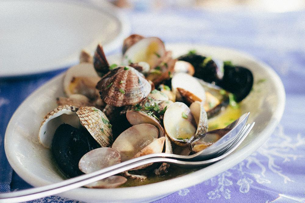 Seafood Saute
