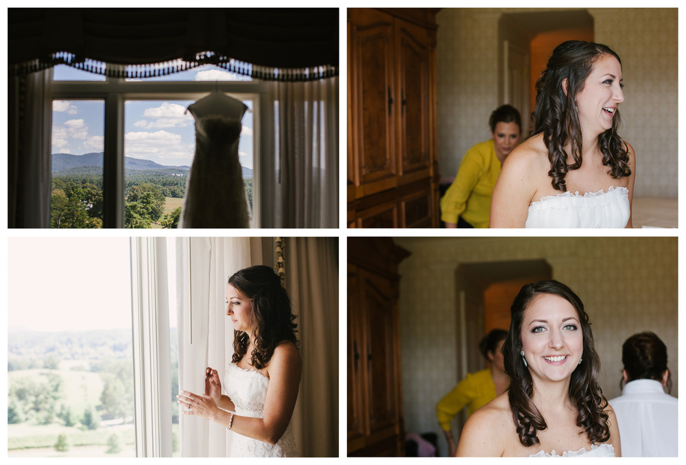 Biltmore Estate Wedding at The Inn
