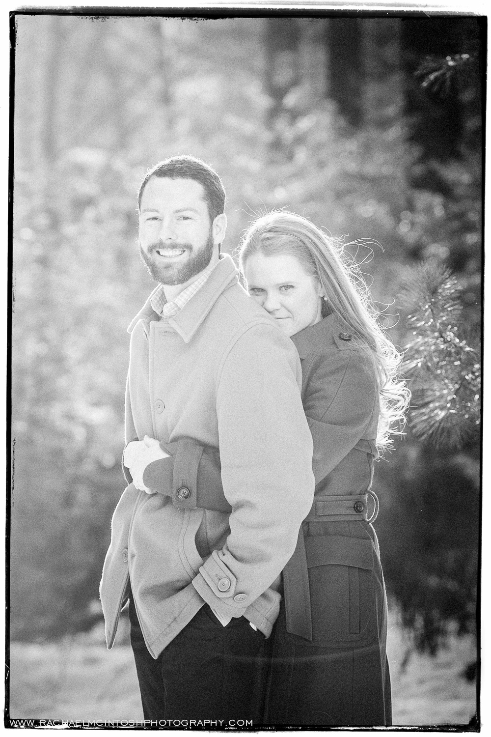 Asheville Engagement Session in the snow  -18.jpg