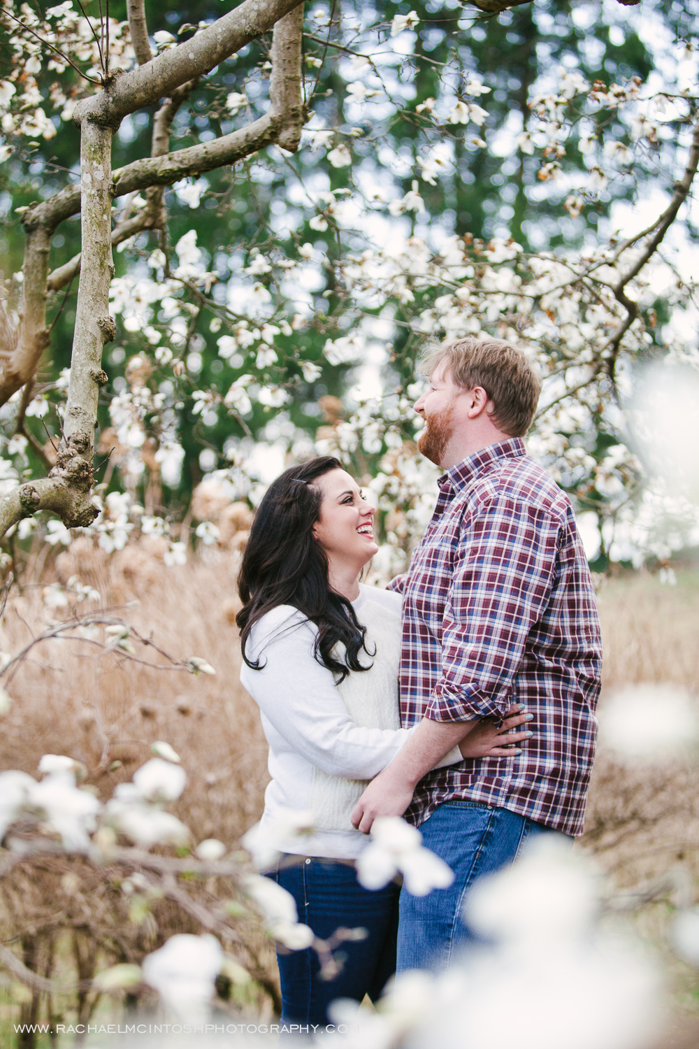 Spring Engagement Session-Asheville Wedding Photographer 3.jpeg