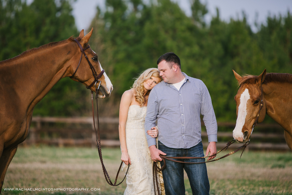 NC Wedding Photography - Bridal Portrait Session