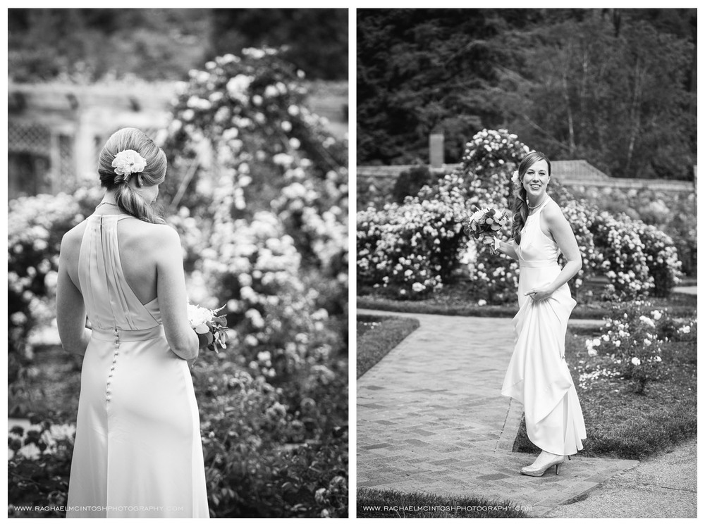 Biltmore Wedding Asheville NC - First Look in Rose Garden-31.jpg