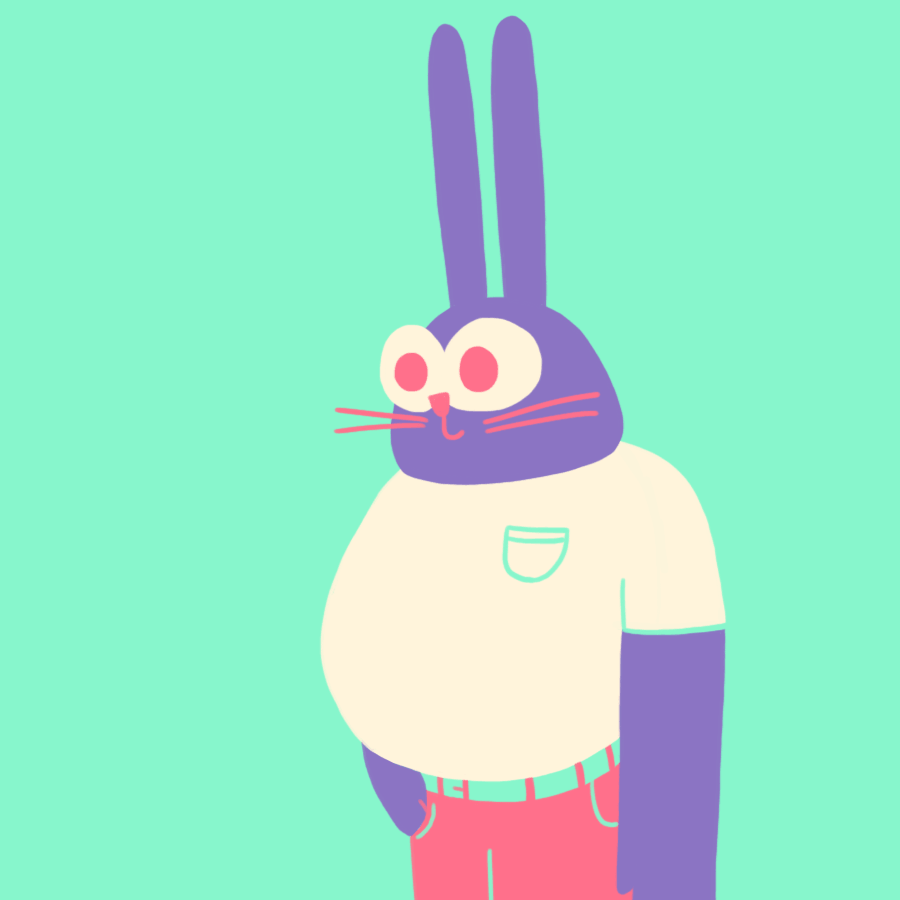 38 - EASTER BUNNY