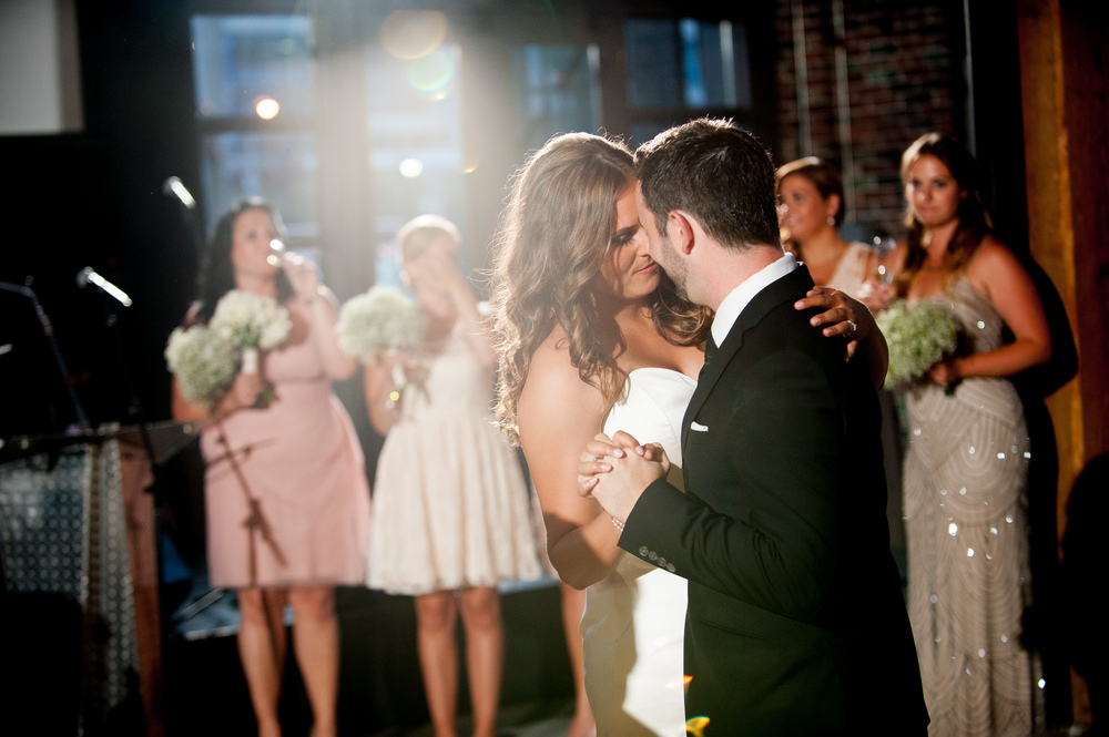 steam-whistle-brewery-wedding-reception-first-dance-photograph