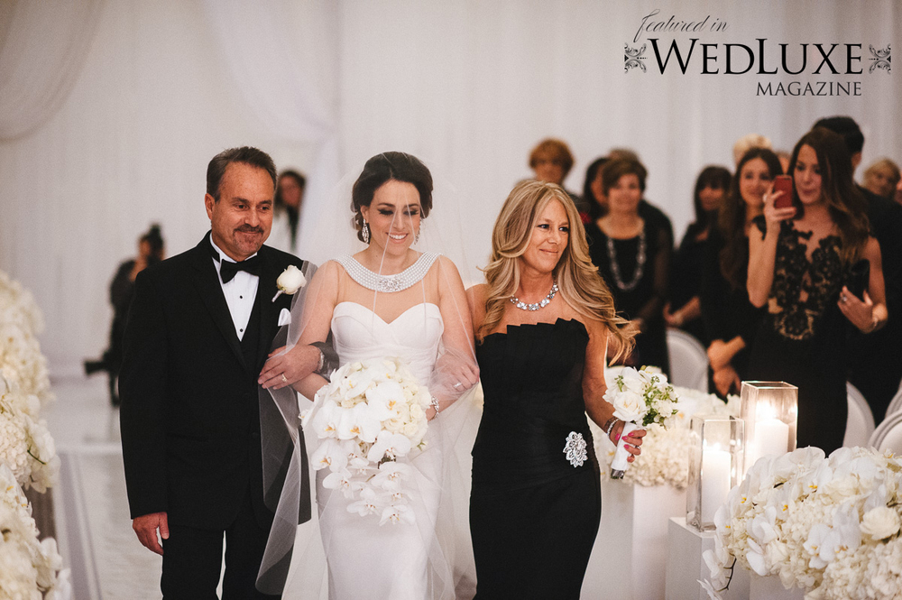 Four Seasons Toronto Jewish Wedding Ceremony