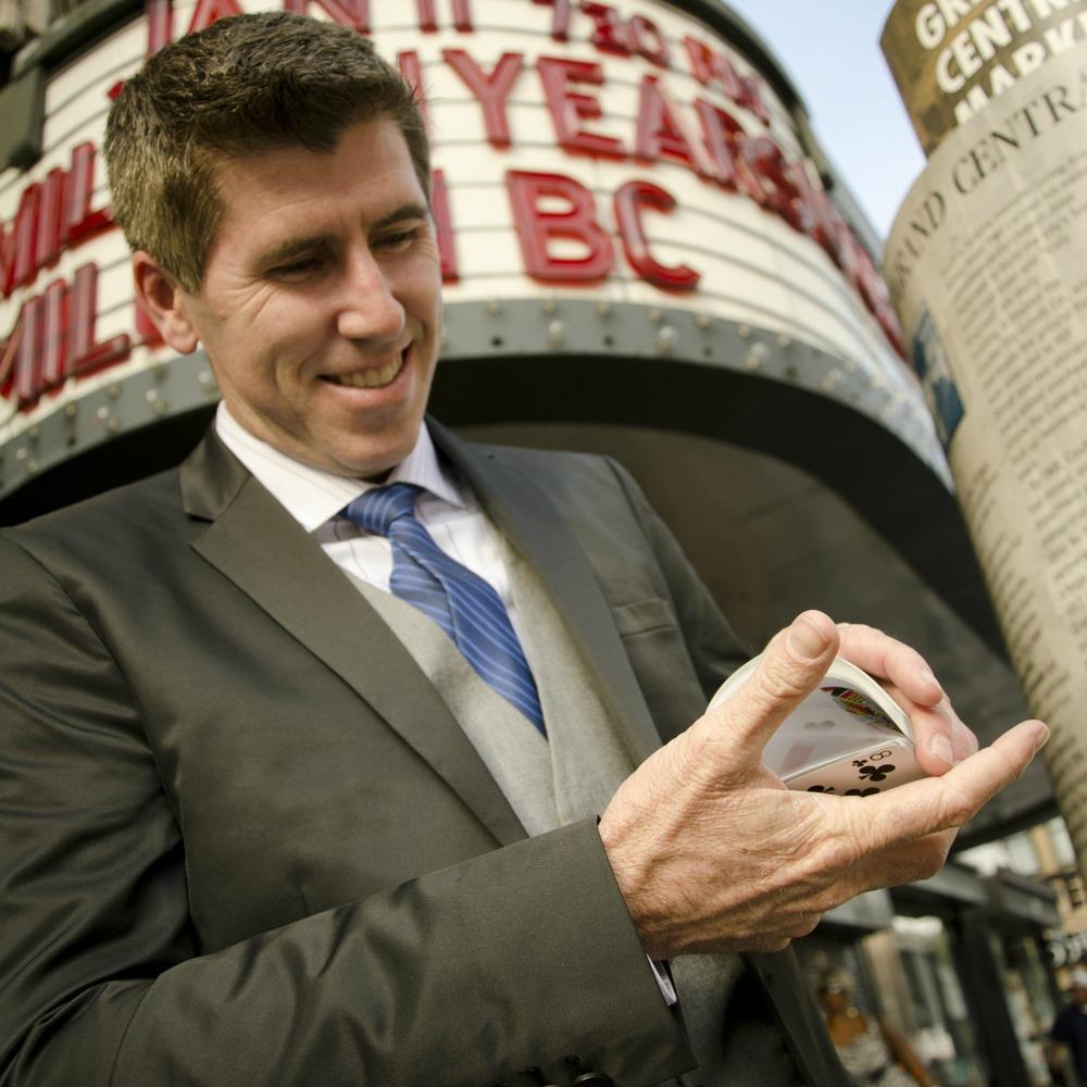 Danny Ray: Magician, speaker.