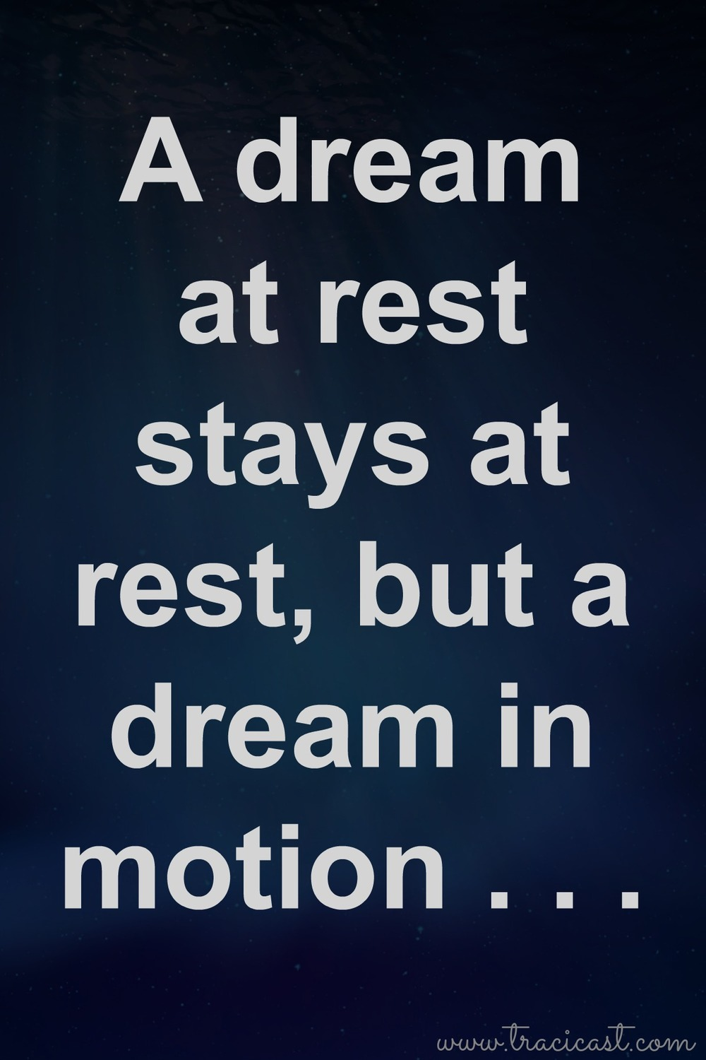 Dream at rest