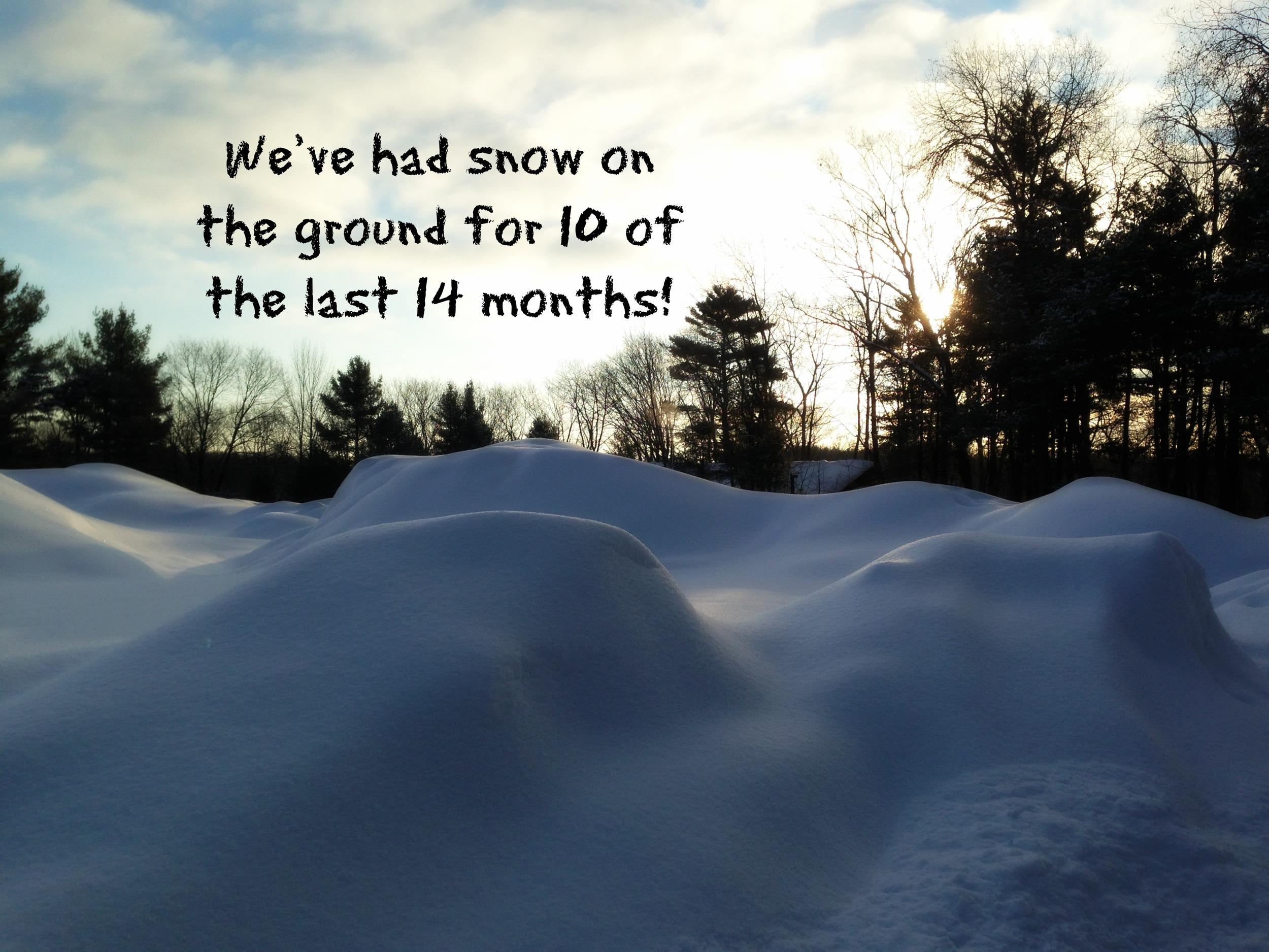 Snow 10:14 months