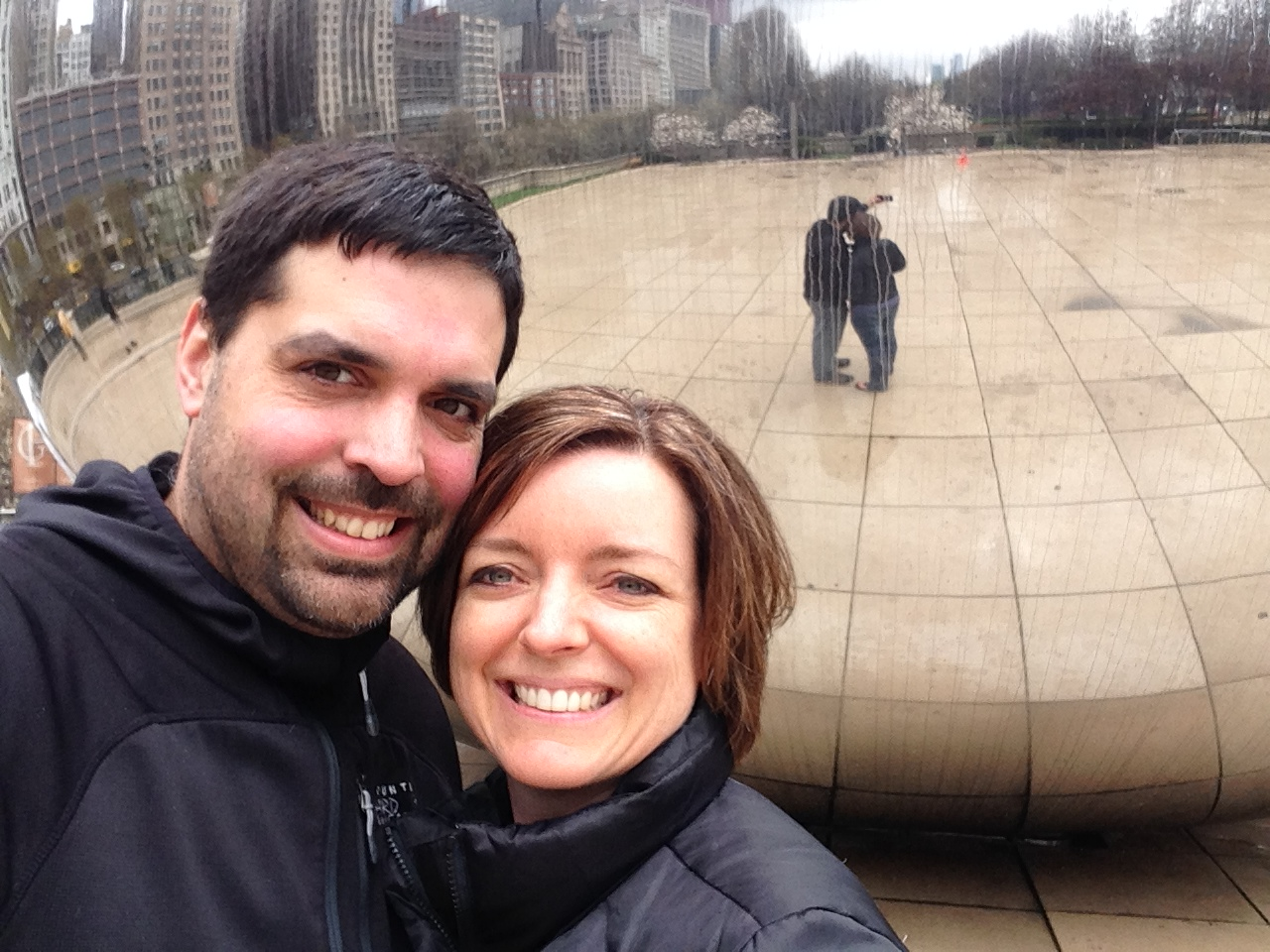 A fun little weekend date in Chicago last Spring.
