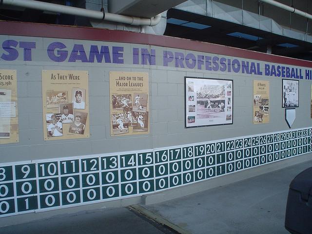 33-innings of baseball...longest in professional baseball history.