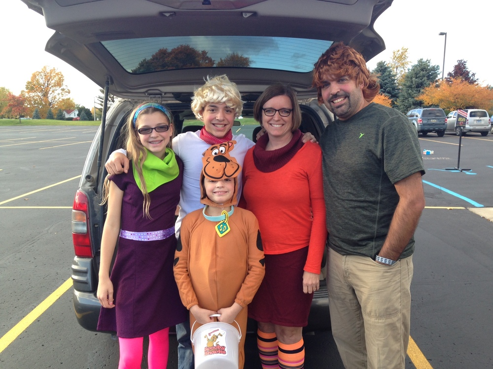 Scooby Do family