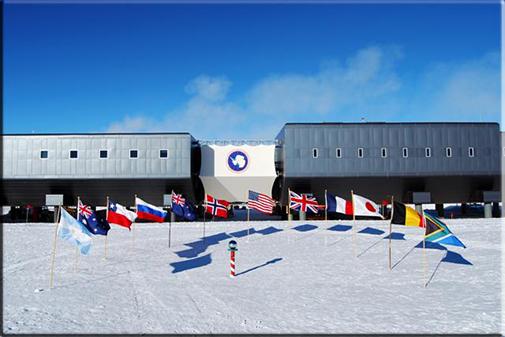 Amundsen:Scott South Pole Center